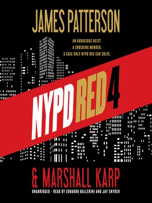 cover image of NYPD Red 4