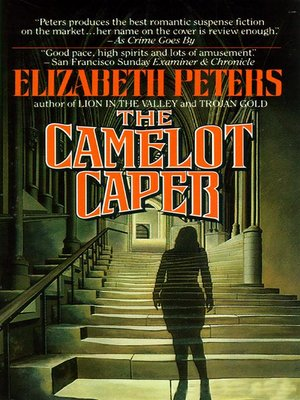 cover image of The Camelot Caper