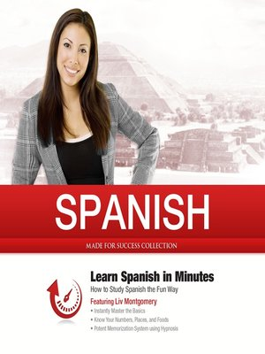 cover image of Spanish in Minutes