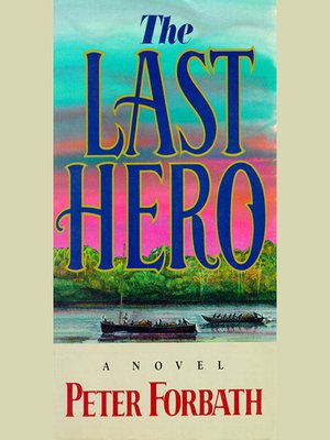 cover image of The Last Hero