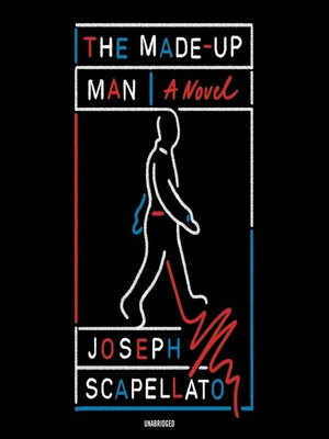 cover image of The Made-Up Man