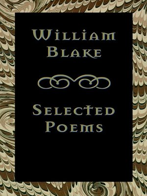 cover image of William Blake