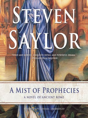 cover image of A Mist of Prophecies