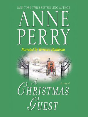cover image of A Christmas Guest