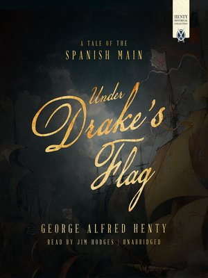 cover image of Under Drake's Flag