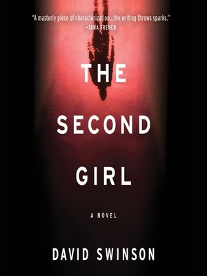 cover image of The Second Girl