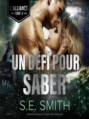 cover image of Un Défi pour Saber