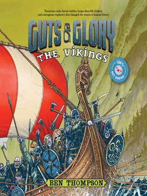 cover image of The Vikings