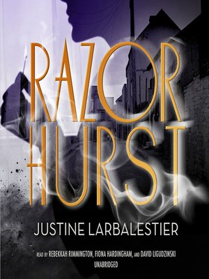 cover image of Razorhurst
