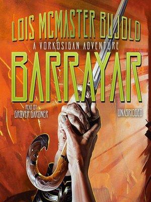 cover image of Barrayar
