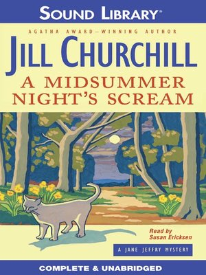 cover image of A Midsummer Night's Scream
