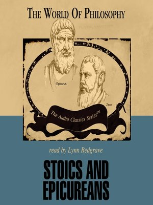 cover image of Stoics and Epicureans