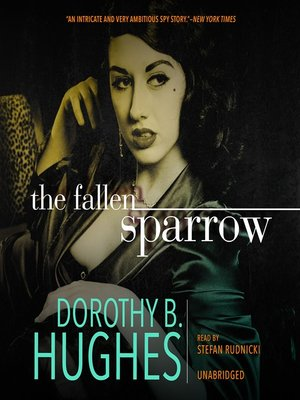cover image of The Fallen Sparrow
