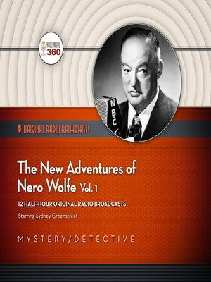 cover image of The New Adventures of Nero Wolfe, Volume 1