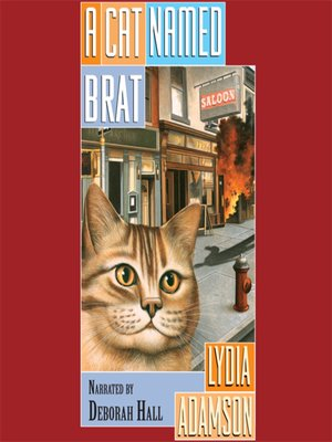 cover image of A Cat Named Brat