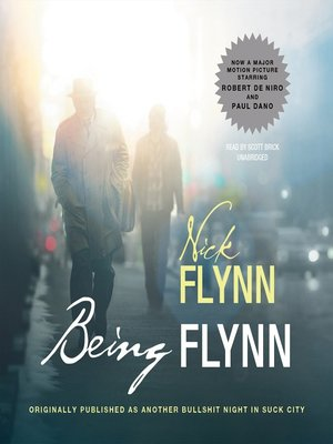 cover image of Being Flynn