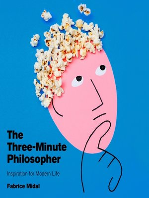 cover image of The Three-Minute Philosopher