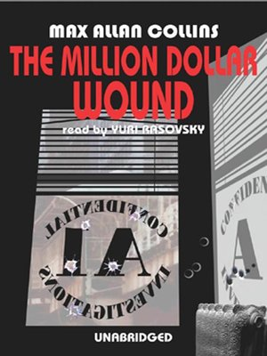 cover image of The Million Dollar Wound
