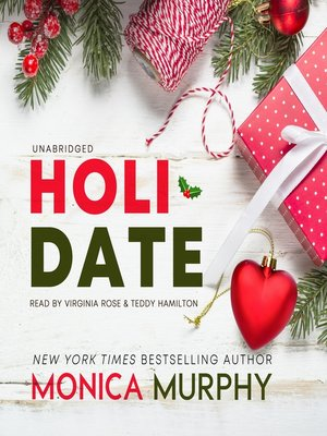 cover image of Holidate