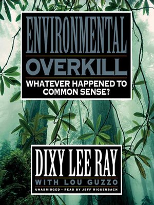 cover image of Environmental Overkill
