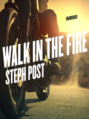 cover image of Walk in the Fire