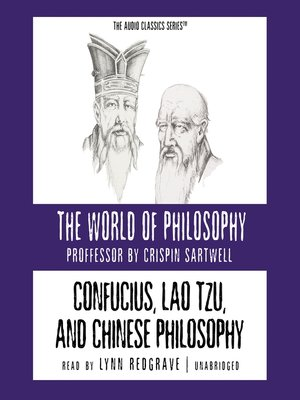 cover image of Confucius, Lao Tzu, and Chinese Philosophy