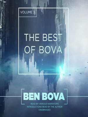 cover image of The Best of Bova, Volume 3