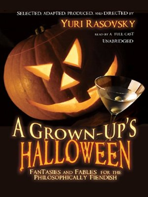 cover image of A Grown-up's Halloween