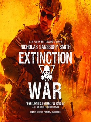 cover image of Extinction War