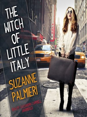 cover image of The Witch of Little Italy