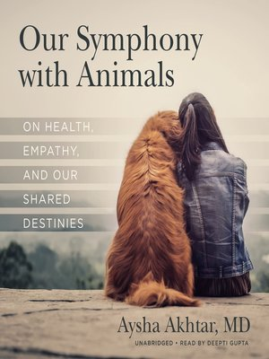 cover image of Our Symphony with Animals