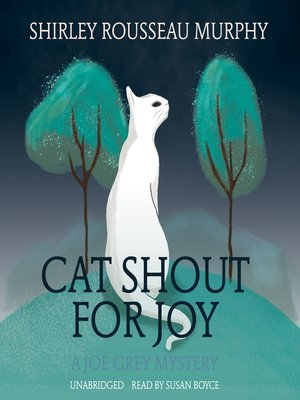 cover image of Cat Shout for Joy