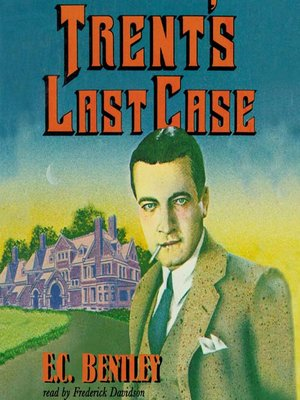 cover image of Trent's Last Case