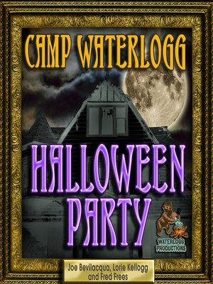 cover image of The Camp Waterlogg Halloween Party
