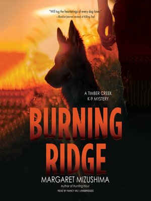 cover image of Burning Ridge