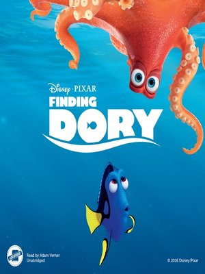 cover image of Finding Dory