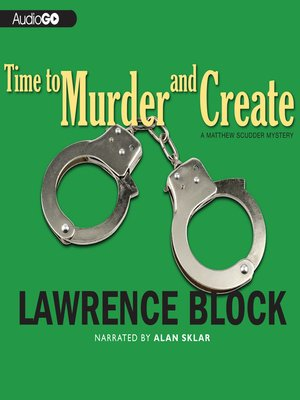cover image of Time to Murder and Create