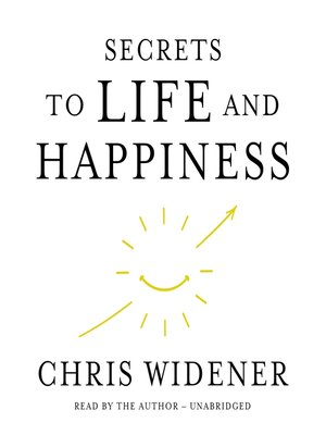 cover image of Secrets to Life and Happiness