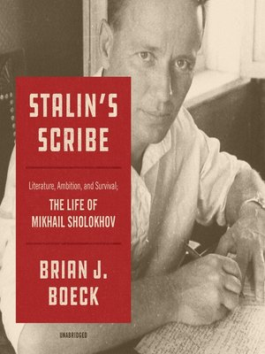 cover image of Stalin's Scribe