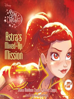 cover image of Astra's Mixed-Up Mission