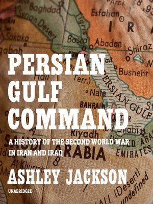 cover image of Persian Gulf Command