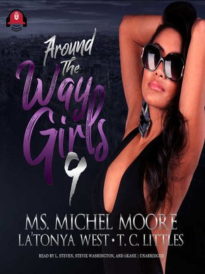 cover image of Around the Way Girls 9