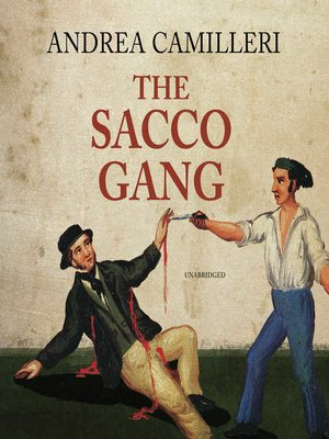 cover image of The Sacco Gang