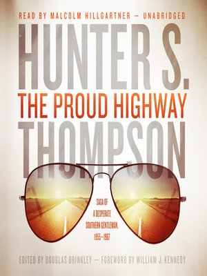 cover image of The Proud Highway
