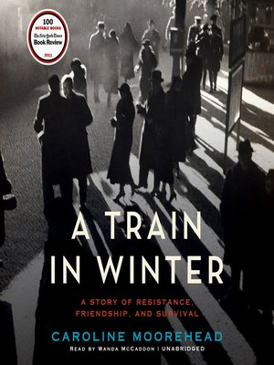 cover image of A Train in Winter