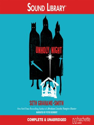 cover image of Unholy Night