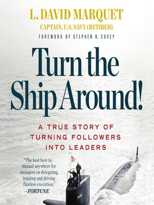 cover image of Turn the Ship Around!