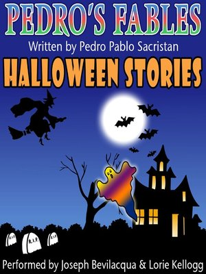 cover image of Pedro's Halloween Fables