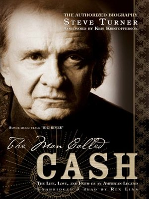 cover image of The Man Called Cash