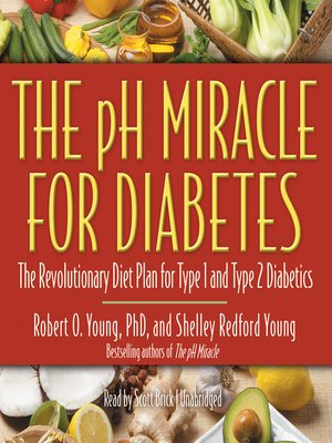 cover image of The pH Miracle for Diabetes